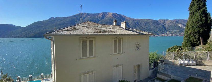 Villa Front Lake Como Dervio  - lake view