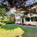 Lake Como Period Villa with Park Domaso - garden
