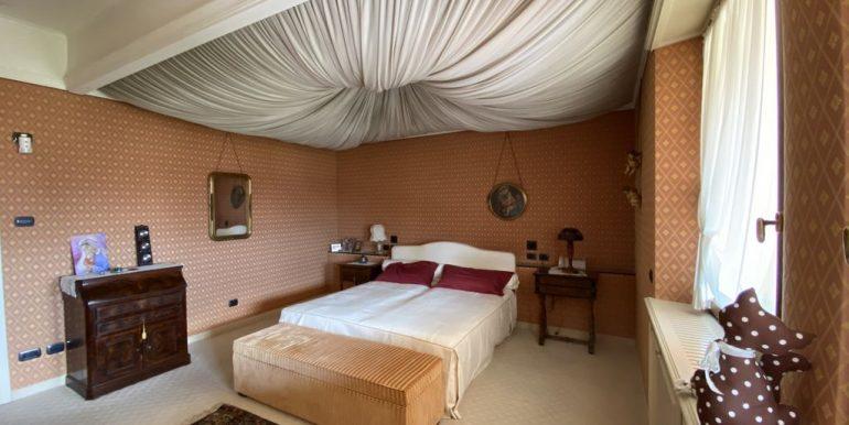 Villa Lake Como Domaso - bedroom