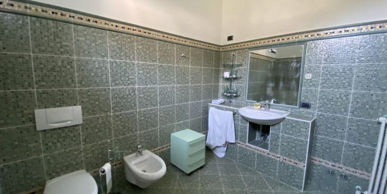 Villa Lake Como Domaso - bathroom