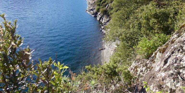 Villa Front Lake Como sunny