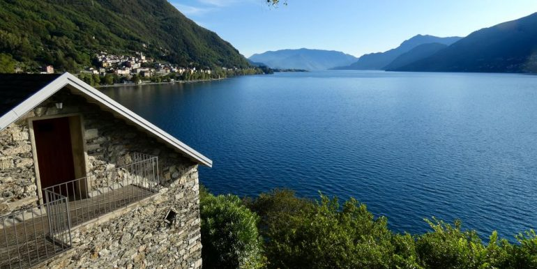 Villa Front Lake Como amazing views