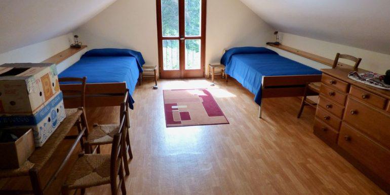 Villa Front Lake Como Dorio with Garden and 5 bedrooms