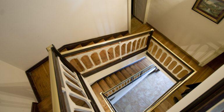 Lake Como Villa Oliveto Lario Front Lake -stairs