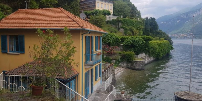 Villa Bellagio Front Lake Como with Dock