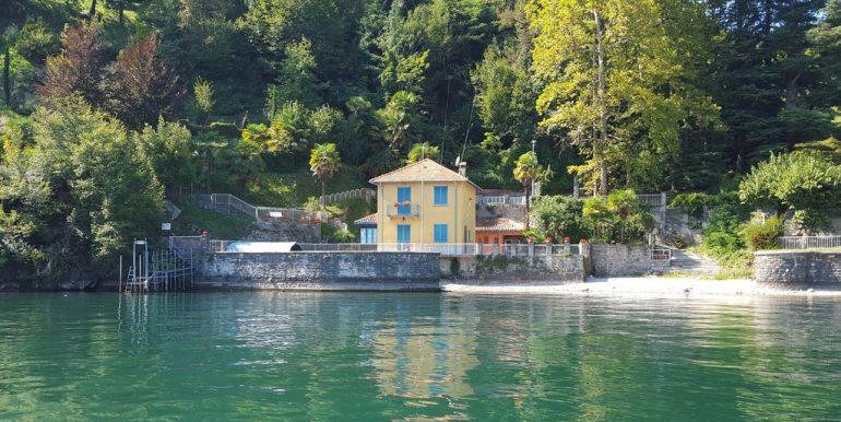 Villa Bellagio Front Lake Como with Dock - terrace