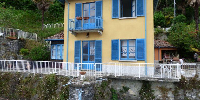 Villa Bellagio Front Lake Como with Dock - garden
