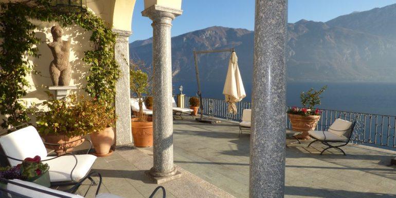 Villa Bellagio on the water