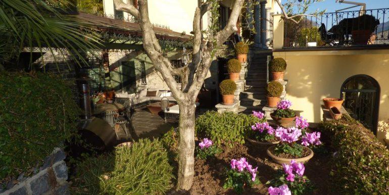 Villa Bellagio with garden