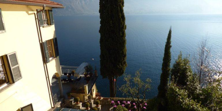 Villa Bellagio with boat mooring