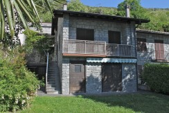 Lake Como Gera Lario Villa Front Lake with Garden