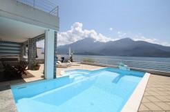 Lake Como Gravedona ed Uniti with pool