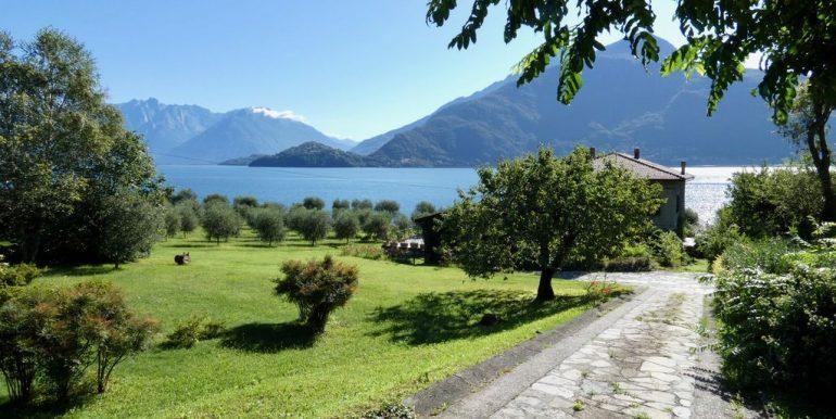 Villa Front Lake Pianello del LarioVilla Fronte Lago PIanello del Lario Lago Como Rif.C017 ---83_rid