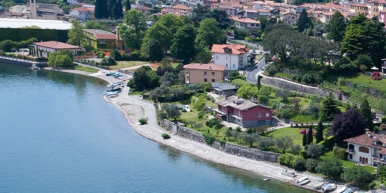 Lake Como Villa Pianello del Lario