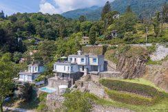 Villa Front Lake Como Pianello Lario