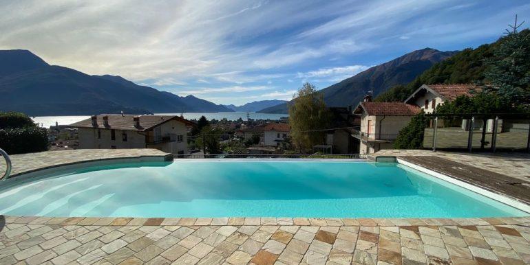 Lake Como Villa with Swimming Pool Gravedona ed Uniti - garden