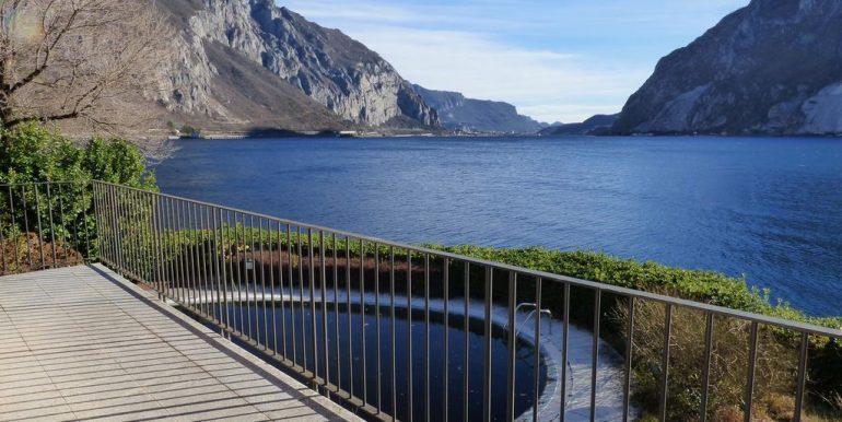 Villa Front Lake Abbadia Lariana Lake Como