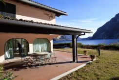 Villa Front Lake Abbadia Lariana Lake Como with amazing lake views