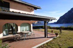 Villa Front Lake Abbadia Lariana Lake Como with amazing lake views