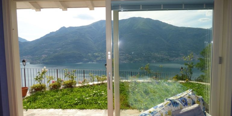 Detached Villa with Lake View - Dervio lake views