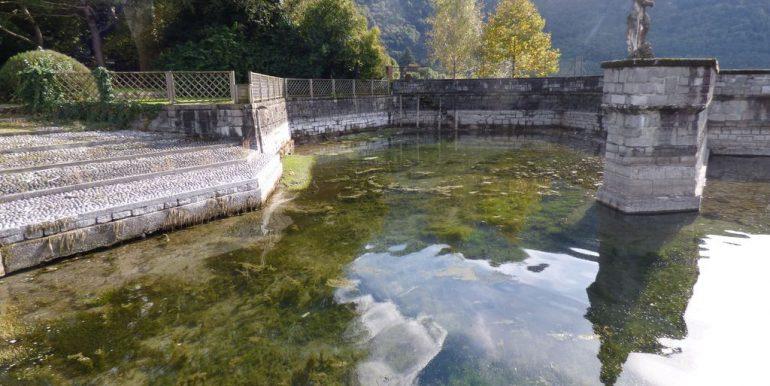 Colico Villa Front Lake - dock