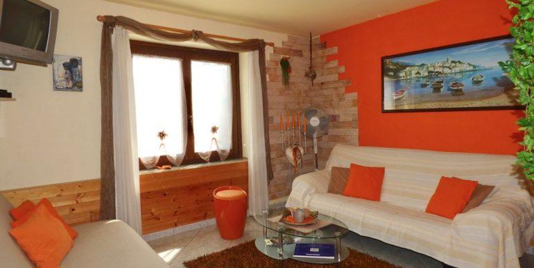 Independent Villa Gera Lario - living room