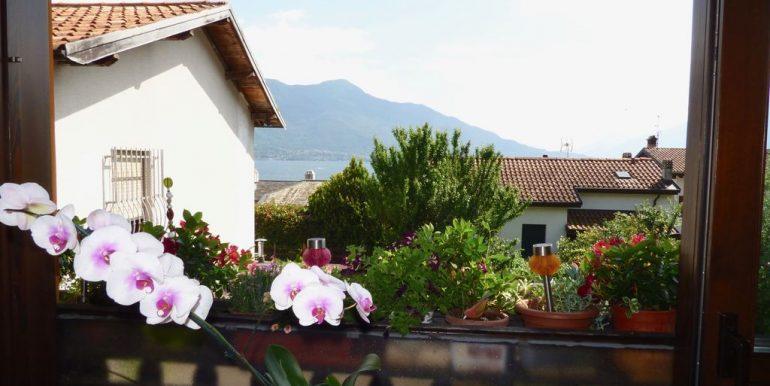 Independent Villa Gera Lario lake view