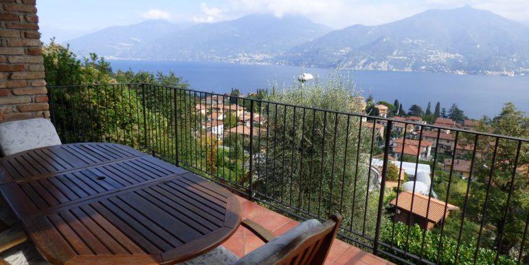Lake Como Menaggio Detached Villa with fireplace