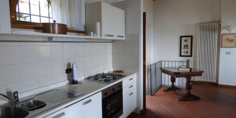 Lake Como Menaggio Detached Villa - kitchen