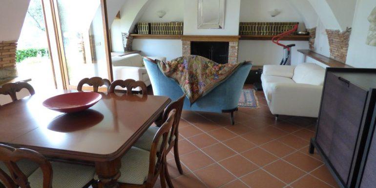 Lake Como Menaggio Detached Villa - 3 bedrooms