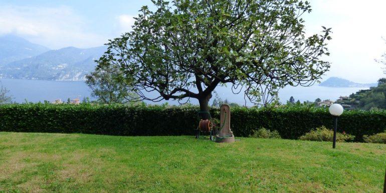 Lake Como Menaggio Detached Villa - garden