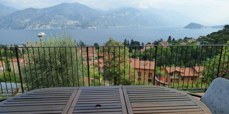Lake Como Menaggio Detached Villa Terrace and Balcony