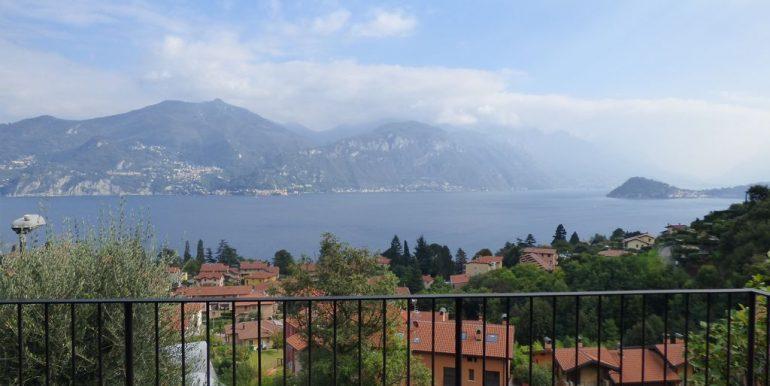 Lake Como Menaggio Detached Villa - covered terrace