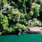 Villa Front Lake Como with Boat Place Torno