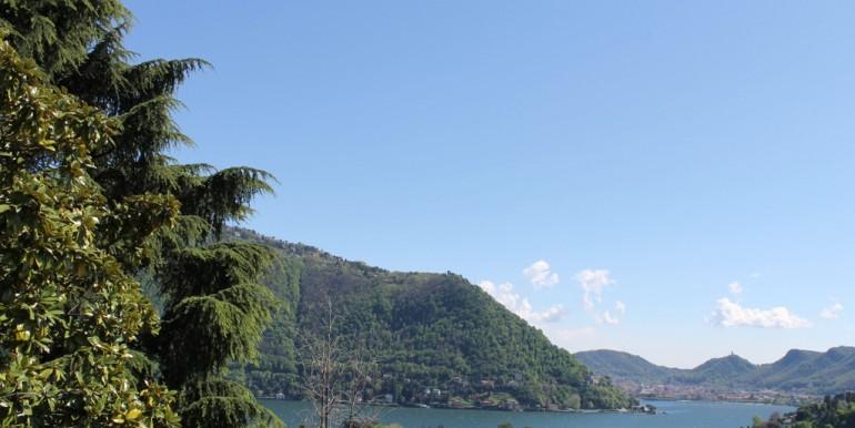 Villa Lago Como Cernobbio Vista Lago Rif.MEC005.--5