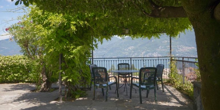 Villa Lake Como Menaggio Central Location - patio