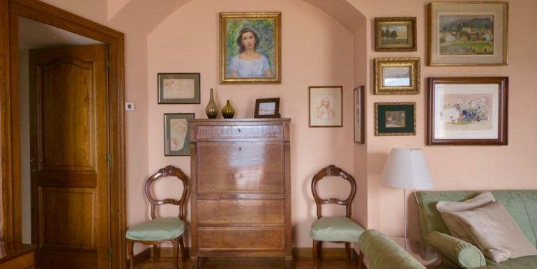 Villa Lake Como Menaggio Central Location - inside