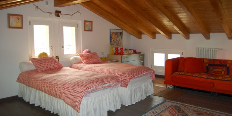 Lake Como Menaggio Villa - bedroom
