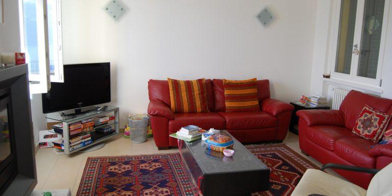 Lake Como Menaggio Villa - Living room