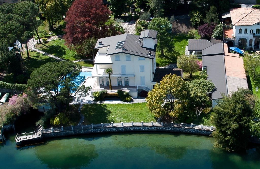 Lake Como Bellagio Luxury Villa with Pool