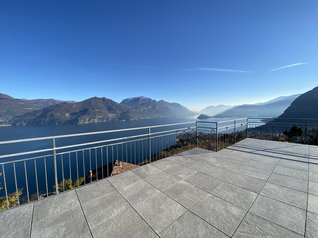 Lake Como Menaggio Villa with Terrace