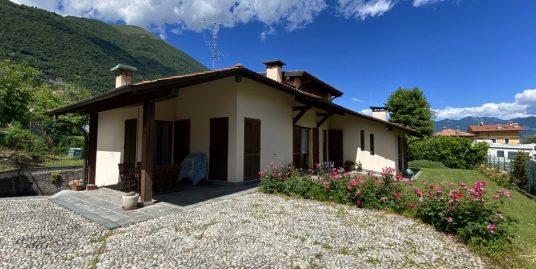 Lake Como Tremezzina Villa with Garden