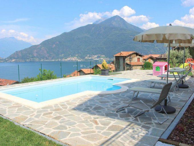 Villa With Lake View Pianello del Lario Lake Como