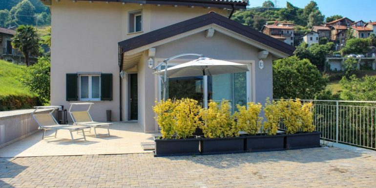Villa With Lake View Pianello del Lario Lake Como - new