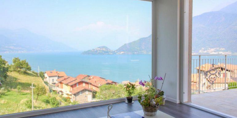 Villa With Lake View Pianello del Lario Lake Como - lake view