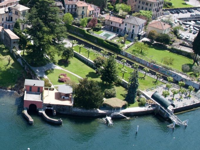 Faggeto Lario Villa and Park