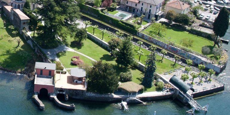 Faggeto Lario Villa - Lake Como