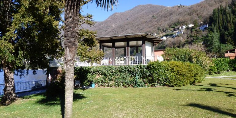 Faggeto Lario Villa with garden 2500sqm