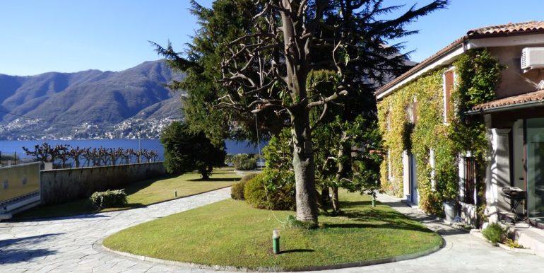 Faggeto Lario Villa near Como