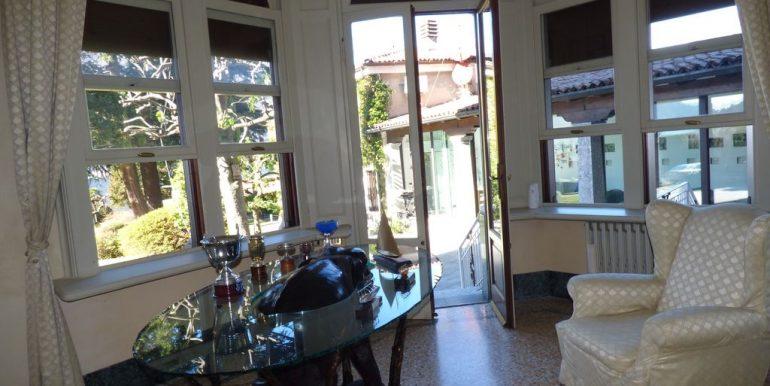 Faggeto Lario Villa - inside photos